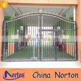 high quality customized door iron gate design for sale NTIRG-382X