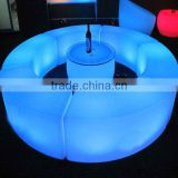 lighted up sofa / disco furniture / ktv furniture
