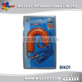 Air Blow Gun Kit with PU Air Hose - Plastic Body - BK01I / BK01II
