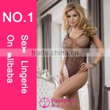 2015 Hot manufacturer quality guarantee design school girl tights pantyhose body stocking Women sexy full body stocking