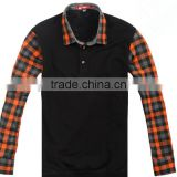 Boutique Wholesale Adult Cholthing Latest Shirt Designs for Men