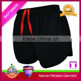 Black hot sale wholesale blank jogger soccer hot pants /mens running shorts/gym shorts for men