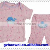 Lovely High quality children clothing set/children clothes/ child clothes,summer boys clothing girls clothing