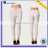 Wensfashion Skinny Pants Adjustable Drawcord sports pants Women Jogger Pants