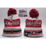 NHL Montreal Canadiens Beanies Sports Caps Knitted Hats for Men Women
