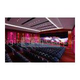 7.1 Sound system 4D Movie Theater with driving simulator system