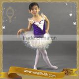 Elegant Girls Dancing Ballerina Tutu Dress