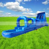 commercial giant inflatable slide n slip combo
