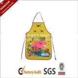 Promotional wholesale plastic apron