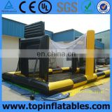 large indoor playground inflatable football field,inflatable football pitch for inflatable soap soccer field