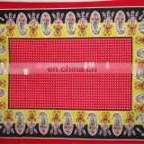 T/C PIGMENT PRINTED TABLE CLOTH
