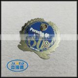 Car Club Design Zinc Alloy Badge