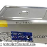 Industrial series(Digital timer,heater,Adjustable Power)Series Ultrasonic Cleaner DTI-120AL