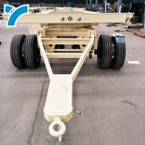 Brand New Asphalt Tank Customization Acceptable Lowbed Trailer Lowboy Axle