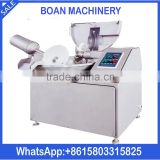 Meat bowl cutter with 80L and 125L can control motor speed