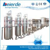 2,000 Litres to 40,000 Litres RO water treatment system for mineral water, CSD, juice and sparking water