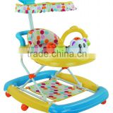New model Fashion Cartoon Round Baby Walker BM1739C