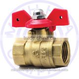 CW617N BRASS BALL VALVE FROM VIET NAM ISO 9001:2008