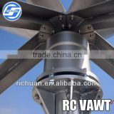 3KW VAWT wind generator,vertical axis wind tunnel electric generating windmills for sale in China