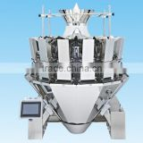 automatic multihead counting combination weigher for cereal/soybean milk powder/coffee bags/tea bags packing machine