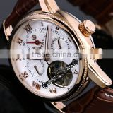 Tourbillon Mens Watch Man Automatic Mechanical Men Fashion Watch WM328