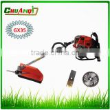 Lawn mower parts wholesale brush cutter 4 stroke with kinds of blades