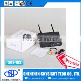 Sky-702 7inch FPV Monitor/ Displayer Built-in li-po battery not 1080p 7 inch lcd monitor with hdmi                                                                         Quality Choice