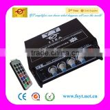 passive crossover audio YT-118A with CD/VCD/DVD input