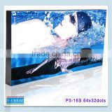 High Quality 64x32 dots P3 LED Display Module SMD LED Screen Indoor Advertising LED Board                                                                         Quality Choice