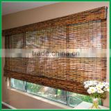 window treatment manual bamboo roller blinds