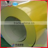 competitive price color coated prepainted galvanized steel coil, ppgi coil from China manufacturer