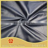 Alibaba china supplier wholesale knitted polyester faux leather fabric for fashion clothing                                                                         Quality Choice