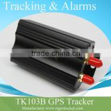 gps vehicle tracking systems for car vehicle online gps tracker locator cheap gps tracking device for truck TK103b