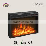 Inquiry about 26IN Log Decor Flame Insert Electric Firebox