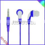 Professional hign-end new earphone simple design for audio device unique earphone earbuds