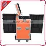 hot sale plywood storage aluminium cabinet case