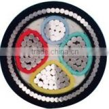 0.6/1kv NAYRY/NAYFY ELECTRIC CABLE Low Voltage LV Aluminum Conductor PVC Insulated Steel Wire Armored Swa Power Cable