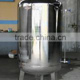 Hot sale best quality Gusu machinery holding chocolate tank insulation/cylinder for mixing and storage