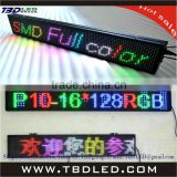p10 smd full color led billboard rgb mini led display led advertisement display sign board