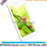 KOMAY New Arrival !!! Ainol AX2 with 7 inch Dual Core 3G Phone Call Tablet PC MTK8312 Android 4.2