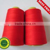 recycle cotton/polyester yarn for making socks