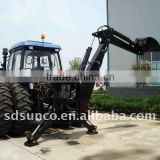 90 hp Foton Tractor Towable Backhoe LW-10 ,Famous Brand Backhoe with CE Certificate for Europe,Austrilia,Canada