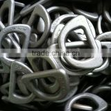 Rings forging, lifting eye forged,D-ring forging, Mahinery forged parts,hardware forging parts,nining machine forging parts,