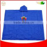 high quality PVC rain cape for adult