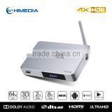 Quad Core 1000M Gigabit LAN BT4.0 2.4G/5G Dual Band Wifi KODI Android TV Box Turkish Sale