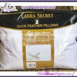 luxury duck down pillow, feather pillow, luxury hotel pillow-50*80cm