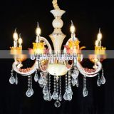 Professional maria theresa luxury sea shell chandelier