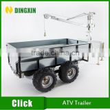 New ATV Tow Behind Trailer