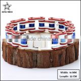 Bracelet Jewelry China Factory 316l Stainless Steel Men's Bracelet Motorcycle Men Jewelry                                                                         Quality Choice                                                     Most Popular