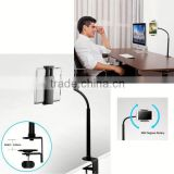 For iPad,Samsung Universal Gooseneck Arm Table Tablet PC Mount/Clamp/Stand,Table Tablet PC Holder